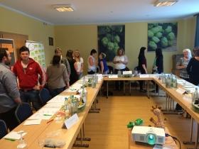 Seminar für die REWE Markt GmbH