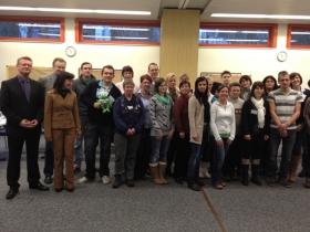 Seminar für den deutschen Fleischerverband